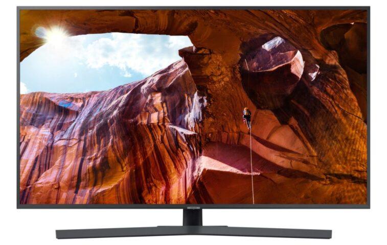 telewizor Samsung UE43RU7402 test, recenzja, opinia