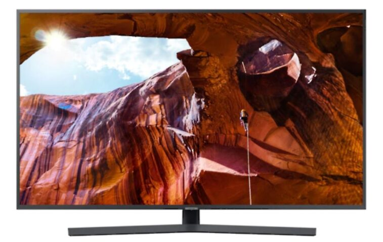 telewizor Samsung UE55RU7402 test, recenzja, opinia