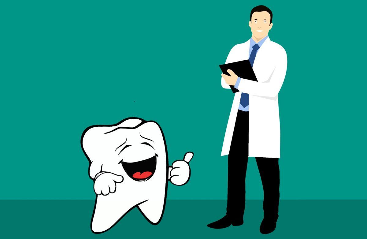 tylko stomatolog w pełni usunie kamień nazębny