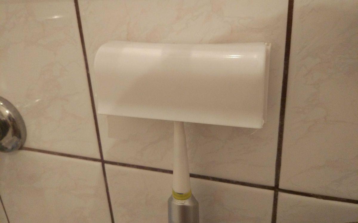 wieszak na szczoteczki do mycia zębów