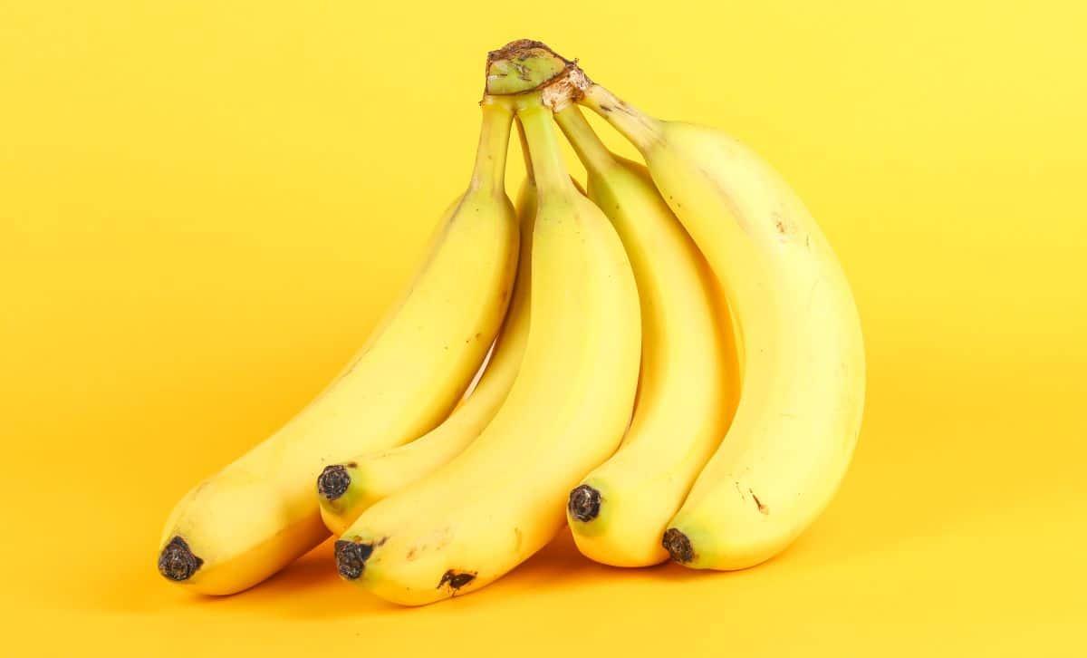 Banany zazwyczaj nie nadają się do wyciskania w wyciskarce wolnoobrotowej