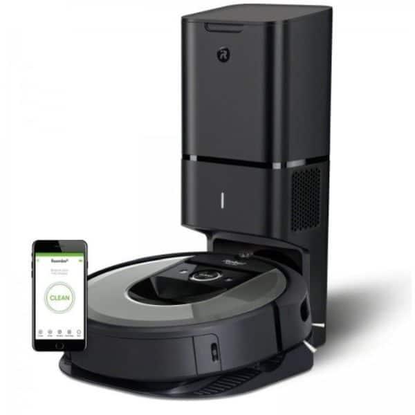 robot sprzątający iRobot Roomba i7+