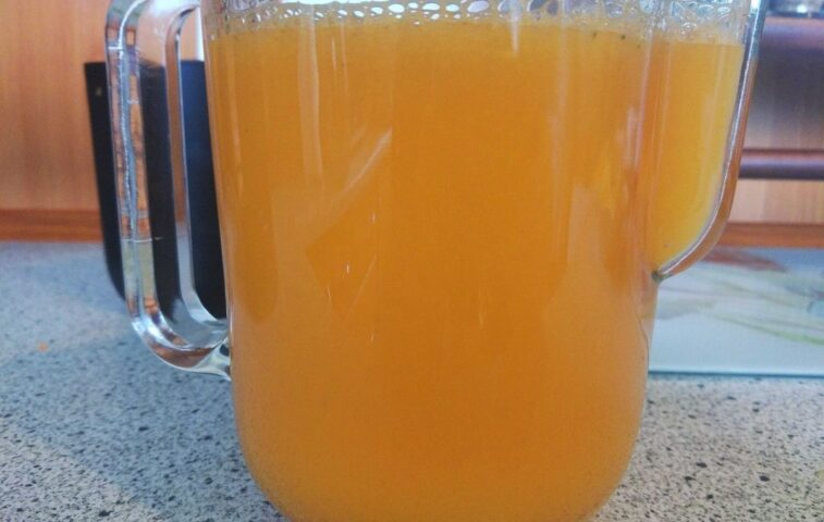 Jak przechowywać sok z wyciskarki (i jak długo)?