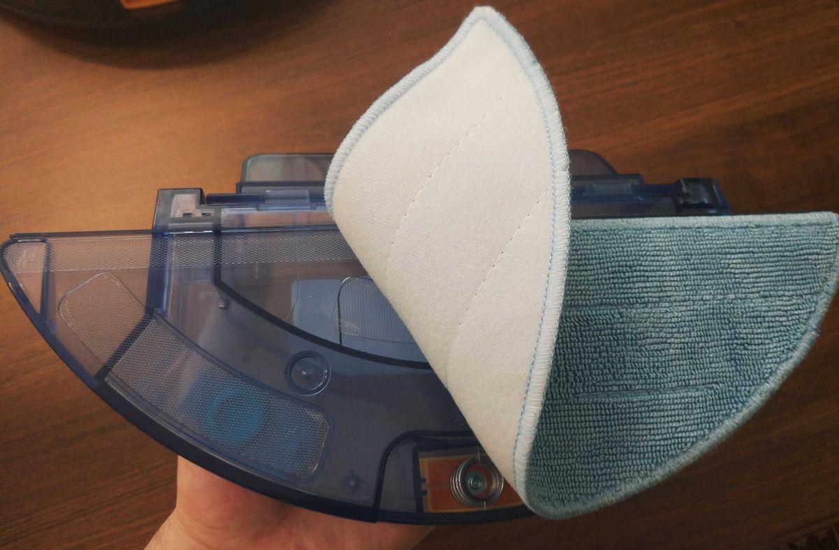 PURON PR10 - Głowica ze ściereczką do mycia podłogi