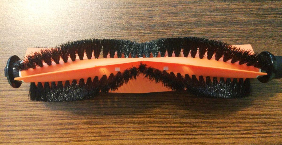 PURON PR10 szczotka centralna z włosiem i listewkami