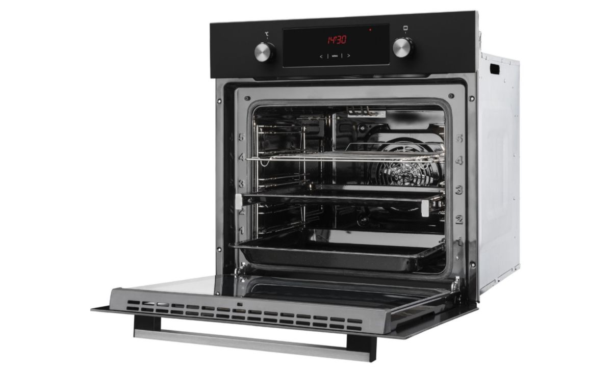 Piekarnik elektryczny Amica EB7541HB Fine wnętrze komory pieczenia