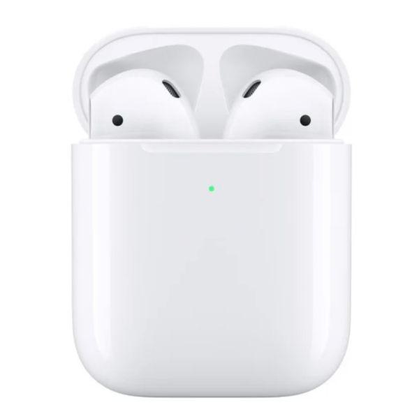 Słuchawki douszne Apple AirPods 2 (MRXJ2ZM/A)