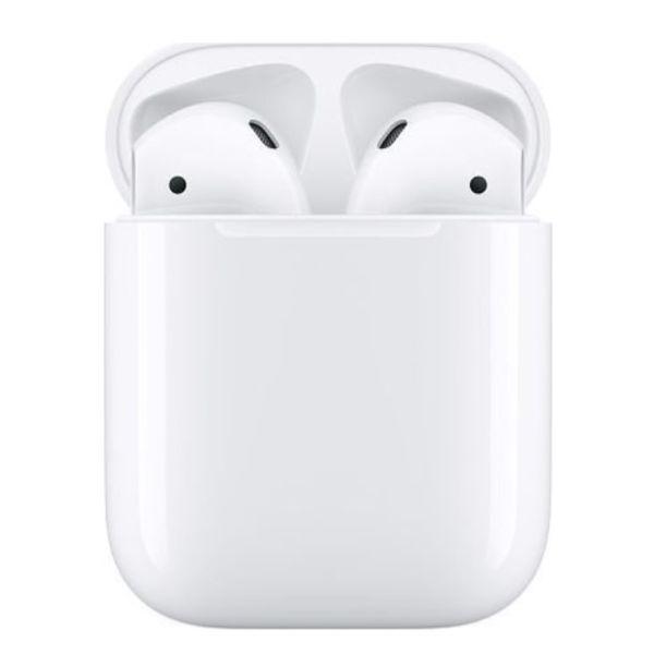 Słuchawki douszne Apple AirPods 2 (MV7N2ZM/A)