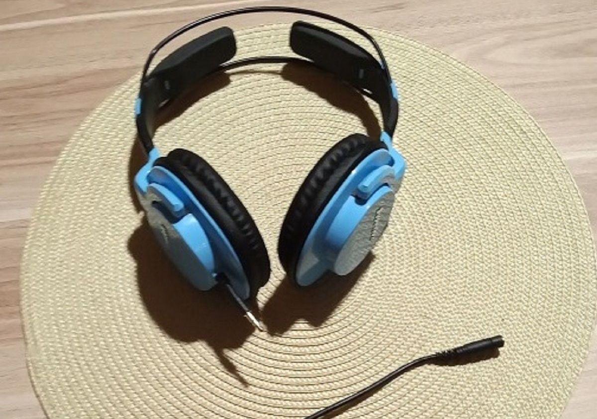 Słuchawki nauszne Superlux HD661 przedłużacz