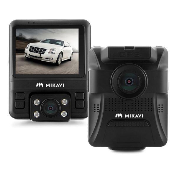 Kamera samochodowa Mikavi PQ2 GPS Dual