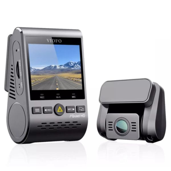 Kamera samochodowa Viofo A129 Plus GPS DUAL