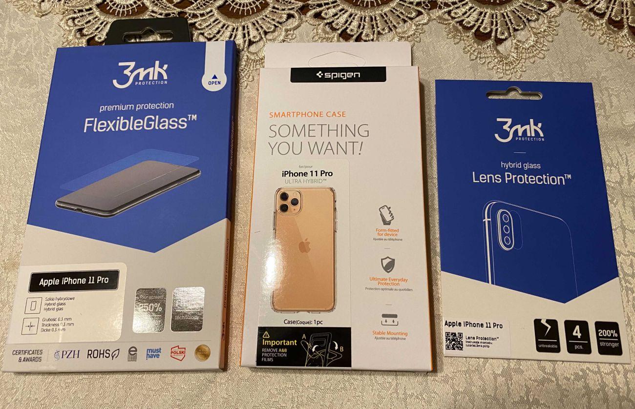 akcesoria, które warto kupić do smartfona iPhone 11 Pro