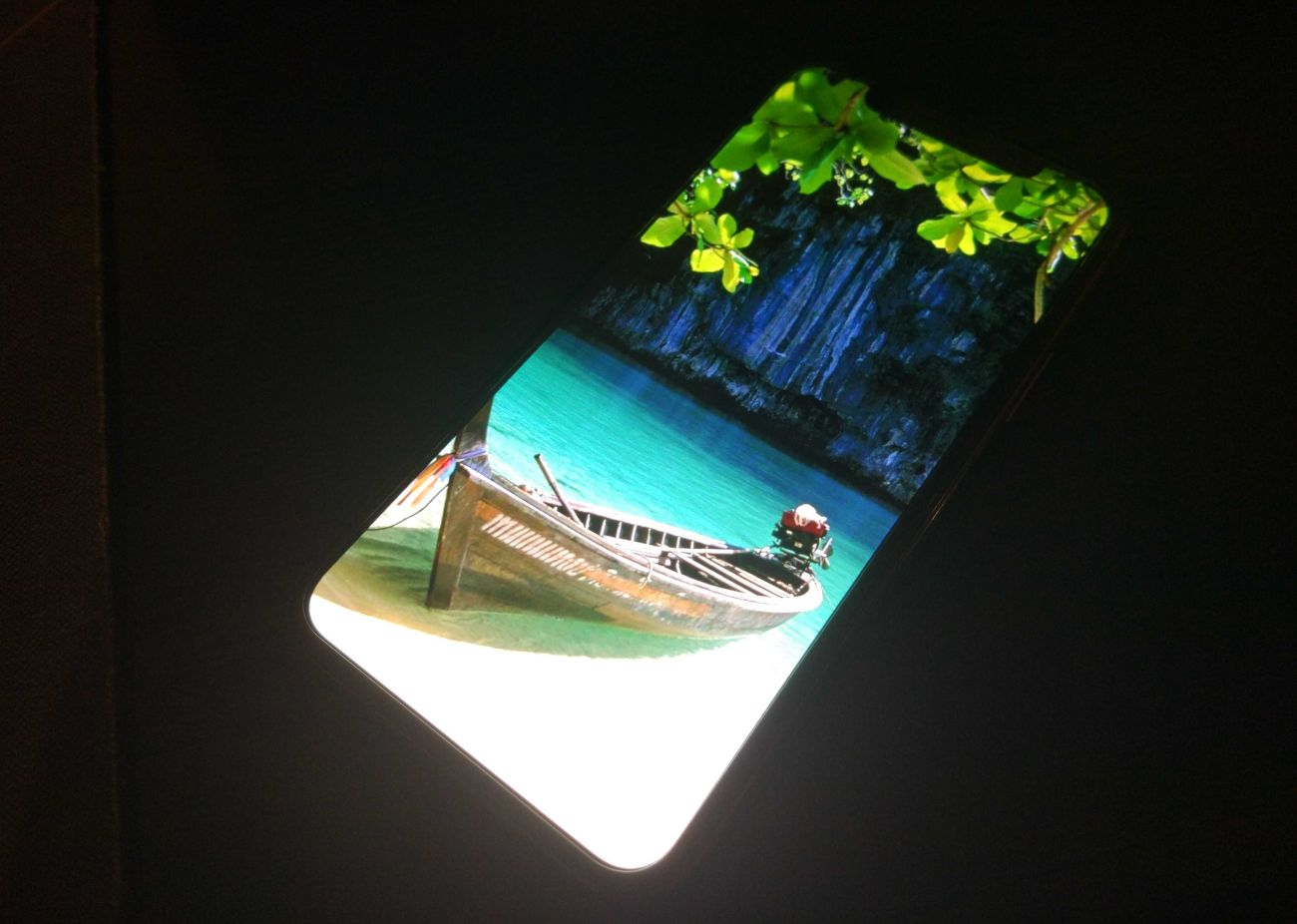 iPhone 11 Pro test jasności ekranu