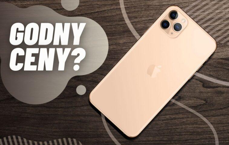 iPhone 11 Pro - Test, Recenzja, Opinia, Ceny - Czy warto kupić?