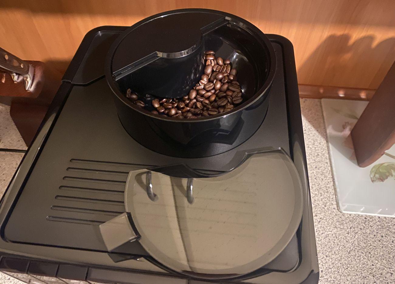Melitta Passione OT F53/1-102 otwarty pojemnik na kawę ziarnistą