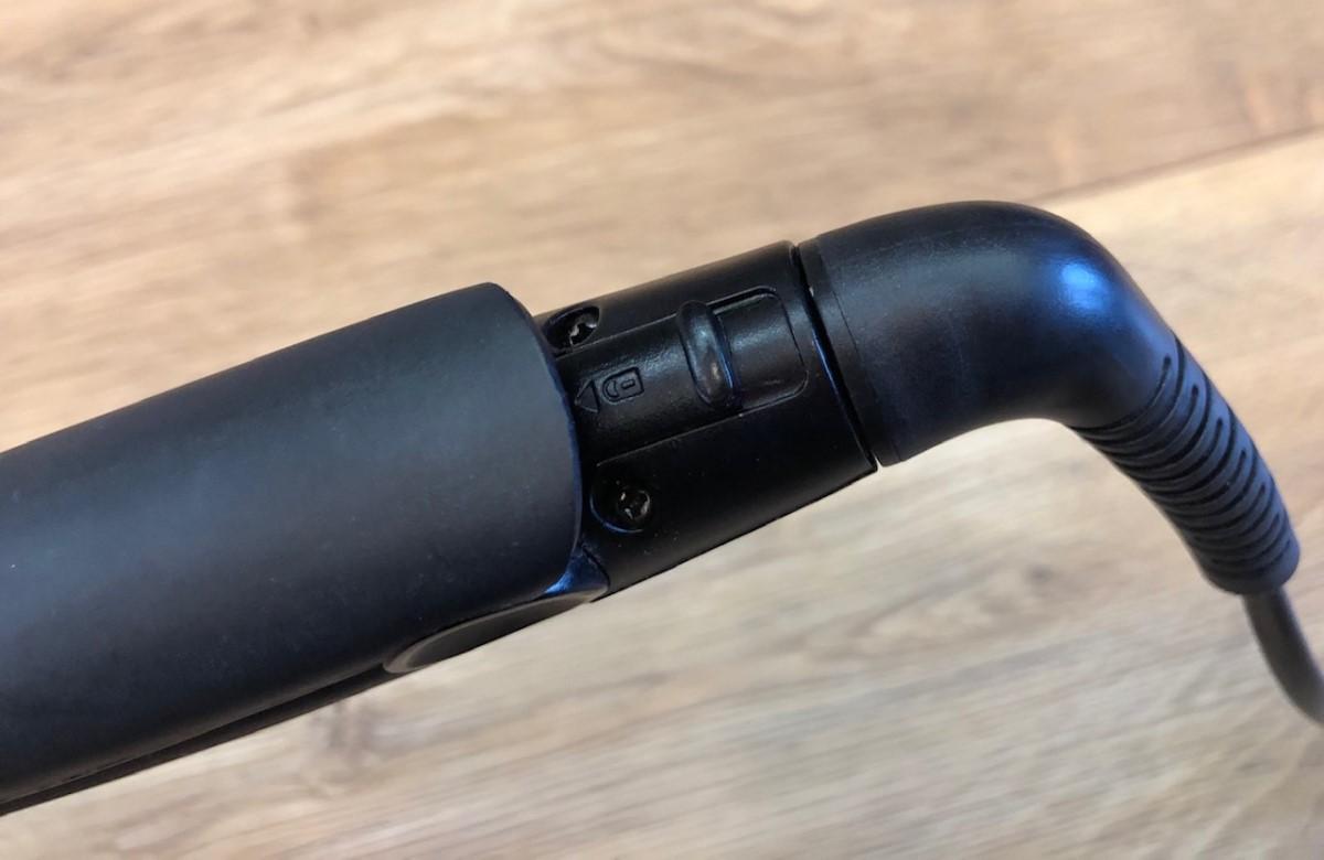 Remington S6500 zdjęcie blokady podróżnej