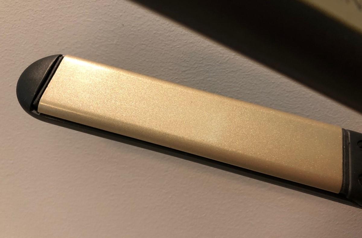 Remington S6500 ceramiczna powłoka płytek z bliska
