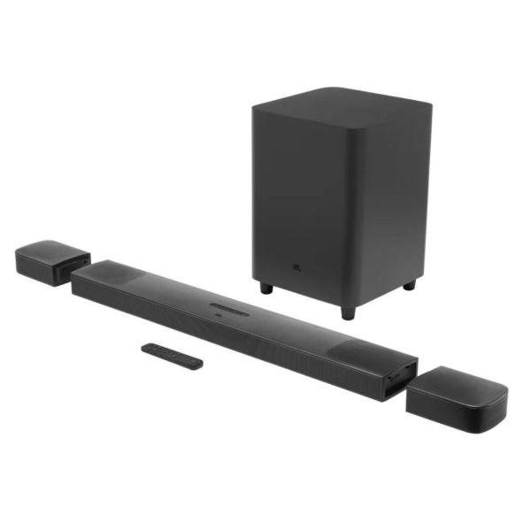 Dobry soundbar Dolby Atmos JBL Bar 9.1