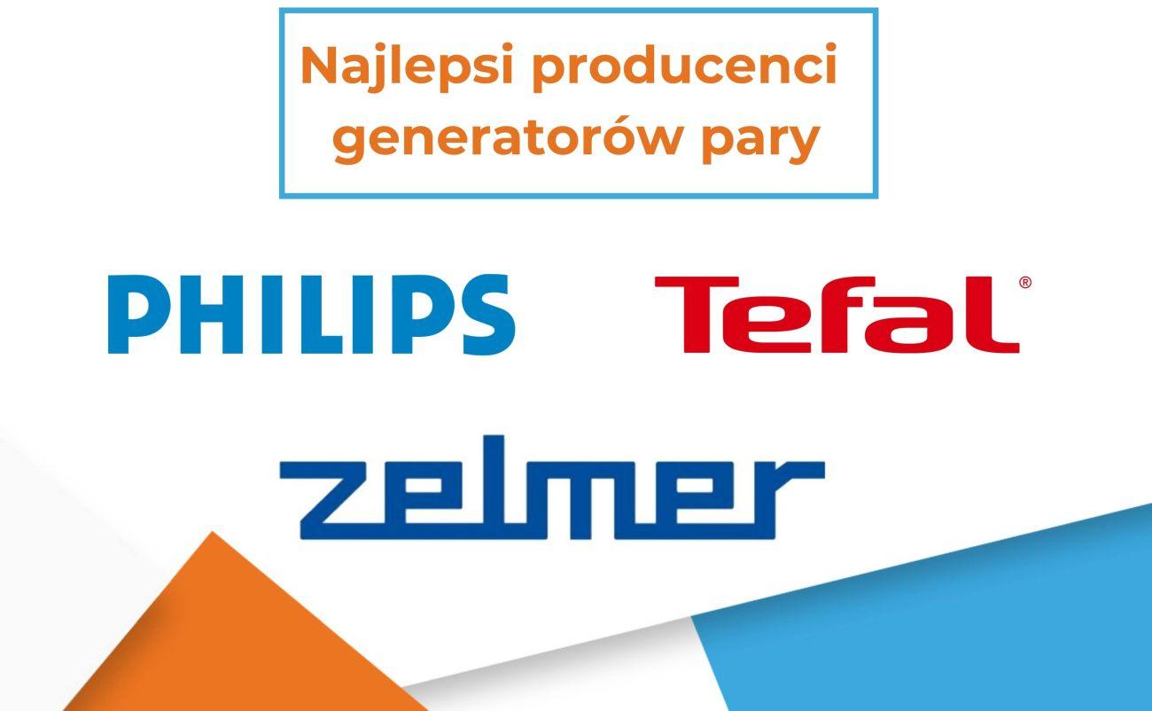Którzy producenci generatorów pary są najlepsi? Infografika