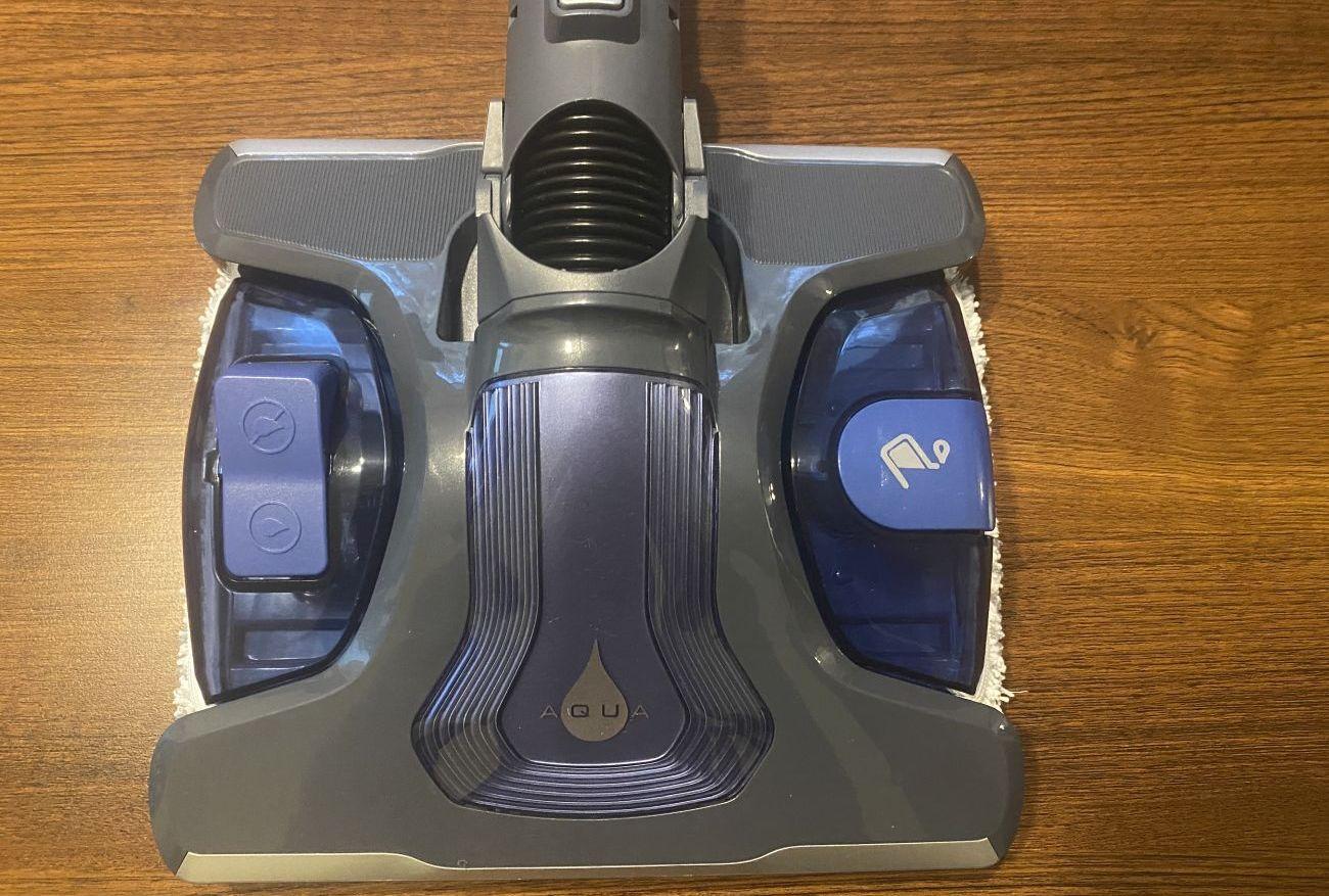 Tefal X-Force Flex 11.60 Aqua TY9890 głowica mopująca Aqua