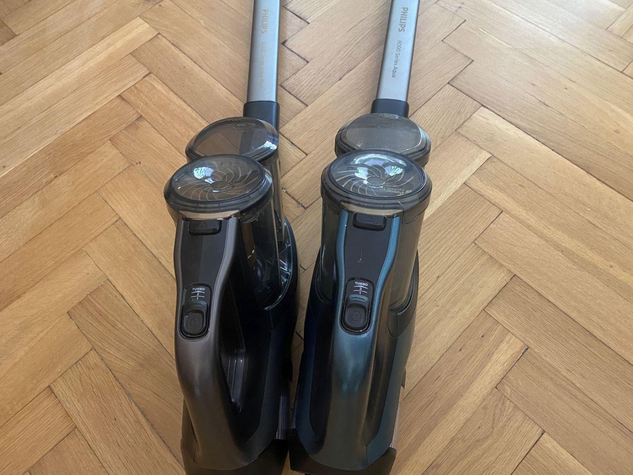 Philips XC8349/01 i Philips XC8149/01 porównanie 2