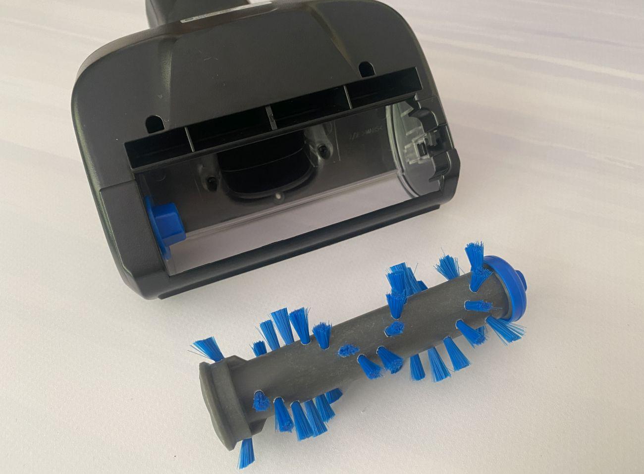 Philips XC8349/01 miniturboszczotka z zestawu 3